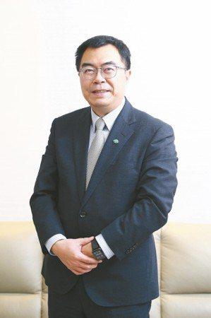 國泰投信總經理張雍川 記者陳柏亨/攝影