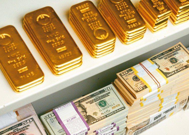 高盛證券分析,在美國國會呈現兩黨分治的格局下,黃金於期中選後3至6個月平均將有1...