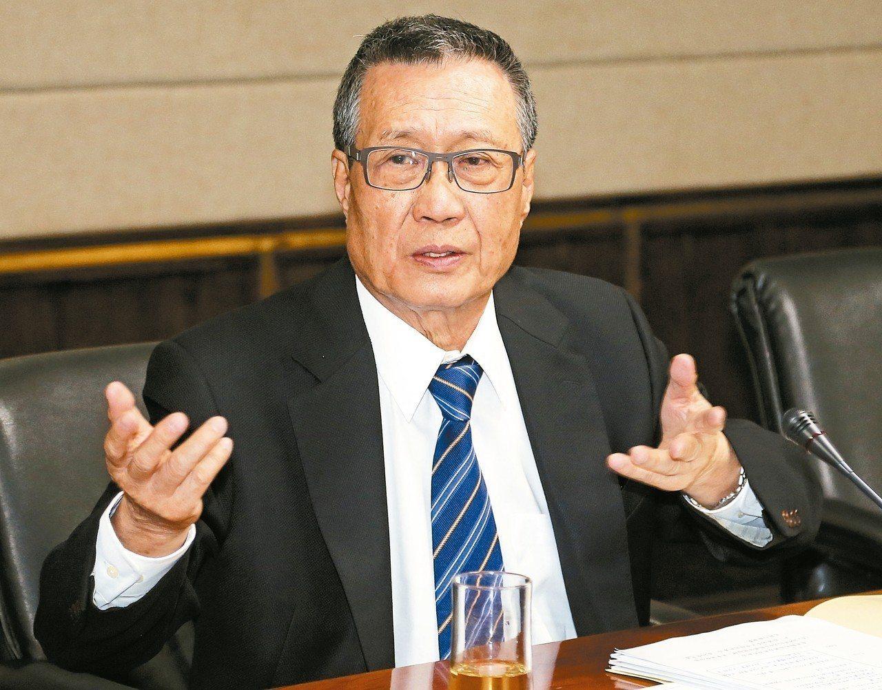 南亞科董事長吳嘉昭。 圖/聯合報系資料照片