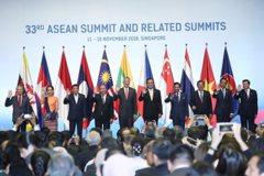 東協峰會 料宣布明年與美聯合海事演習