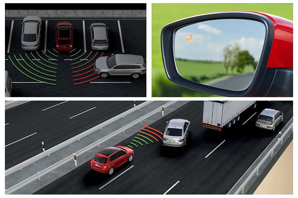 小改款Skoda Fabia將ACC主動式定速跟車系統、Front Assist...