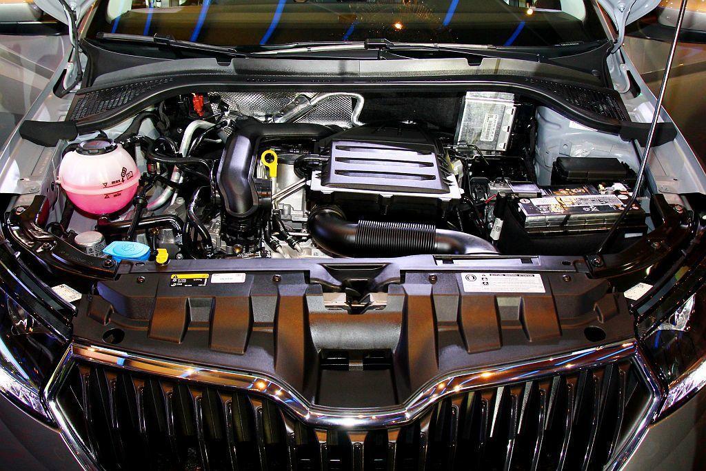 今年獲得2018國際引擎大獎的這具1.0 TSI三缸汽油渦輪增壓引擎,具備110...