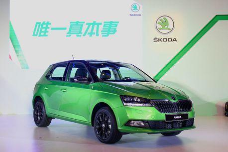 都會小車安全新標竿!小改款Skoda Fabia標配ACC、AEB超值特惠價上市