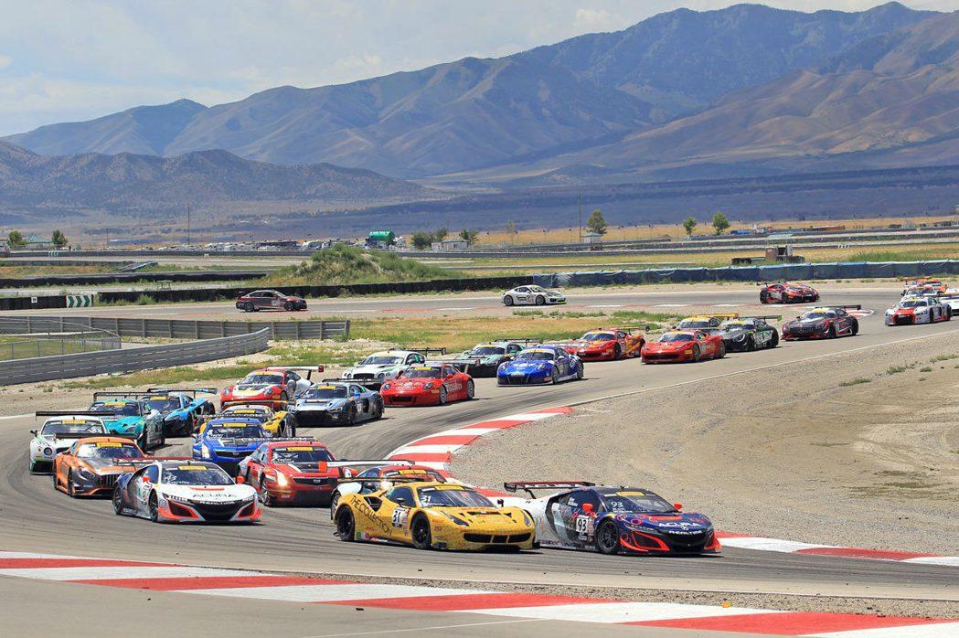 UMC賽道時常舉辦大小賽事。 摘自UtahMotorsportsCampus.c...