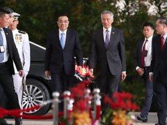 中星自貿升級 首度納「一帶一路」合作