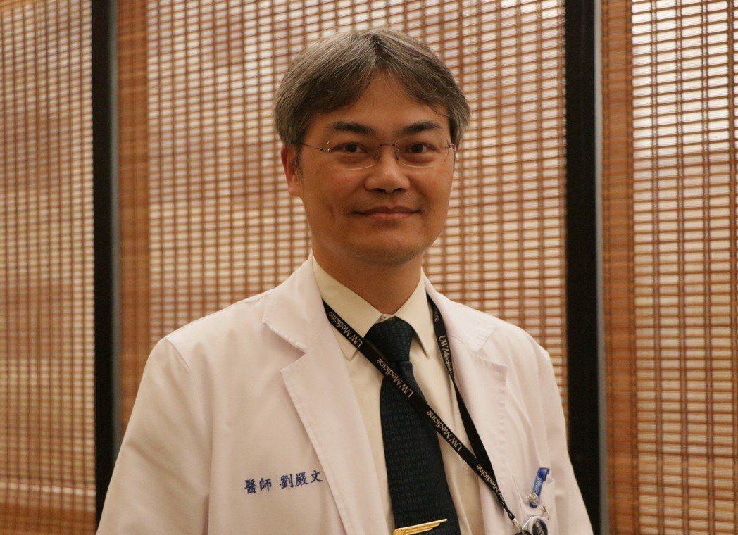 成大醫院心臟內科醫師劉嚴文研究羊水幹細胞獲得台灣綜合大學系統年輕學者創新研究成果...