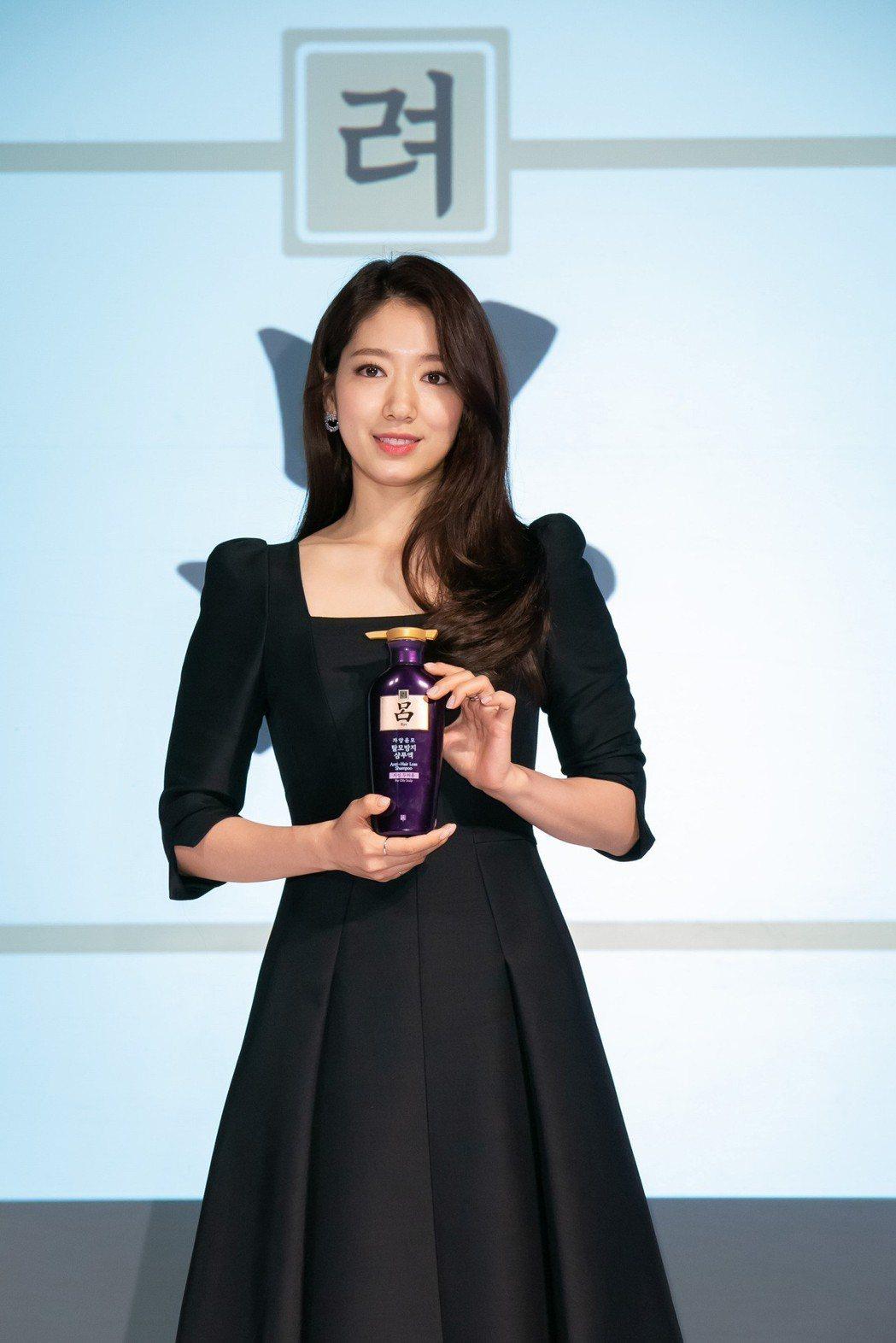 朴信惠已經為品牌連續代言3年。圖/布爾喬亞公關提供