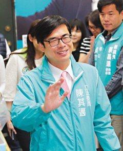 選戰觀察/韓國瑜來襲 陳其邁三點失先機