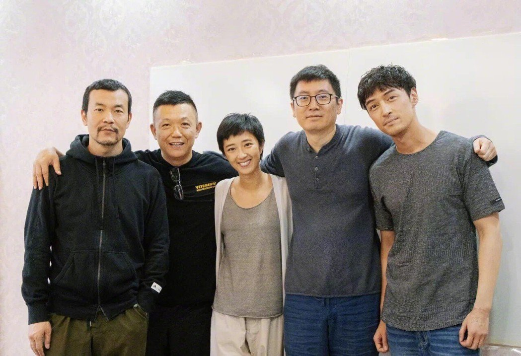 胡歌及桂綸鎂演的「南方車站的聚會」有望在台上映。圖/擷自新浪電影微博