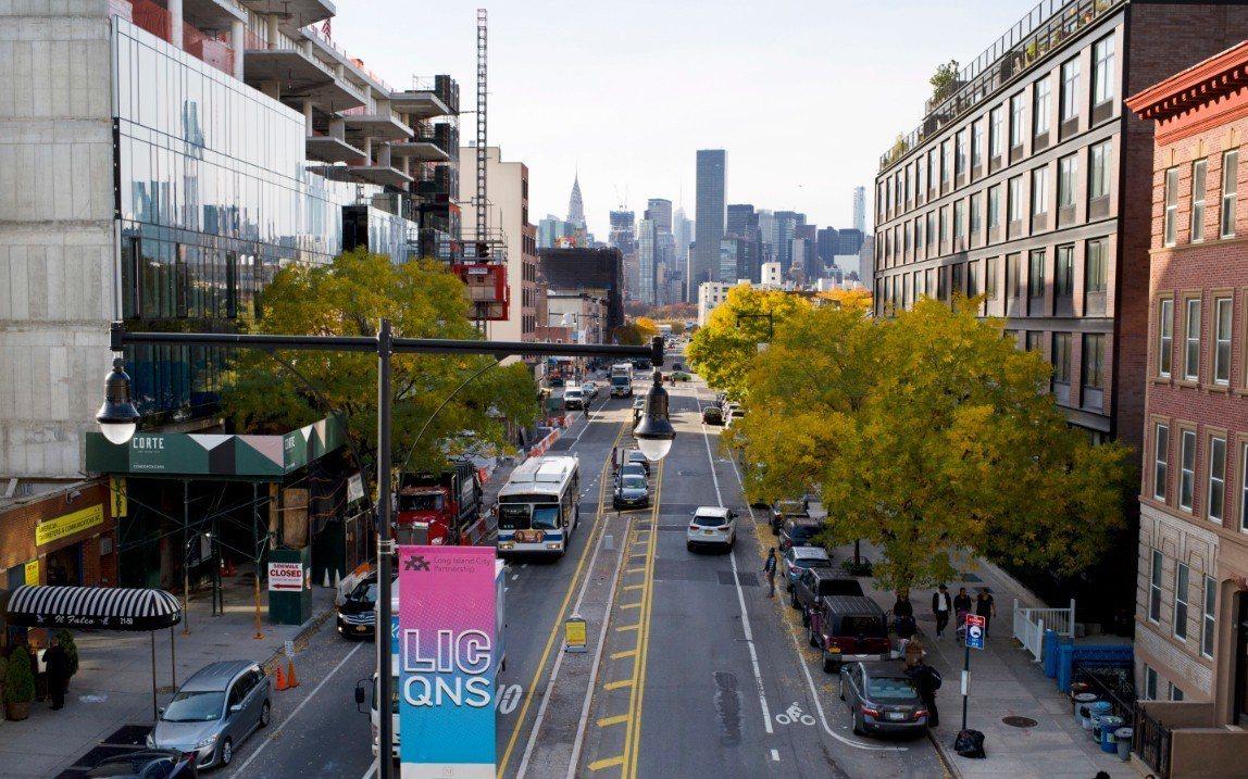 亞馬遜第二總部之一將設在紐約皇后區長島市(Long Island City)。圖...
