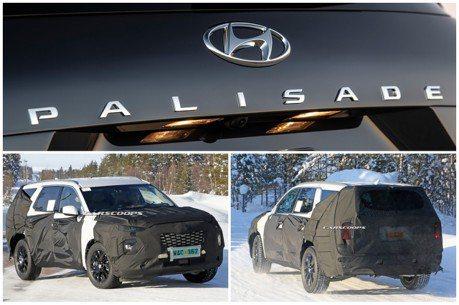 Hyundai又有新SUV啦 全新旗艦休旅Palisade預告洛杉磯發表!