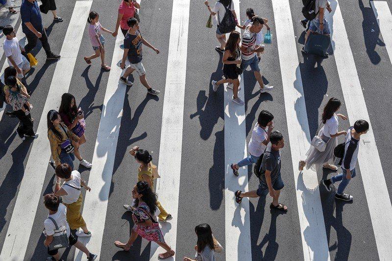 未來的都市會是什麼樣子,其實就掌握在我們所有人的手中。 圖/歐新社
