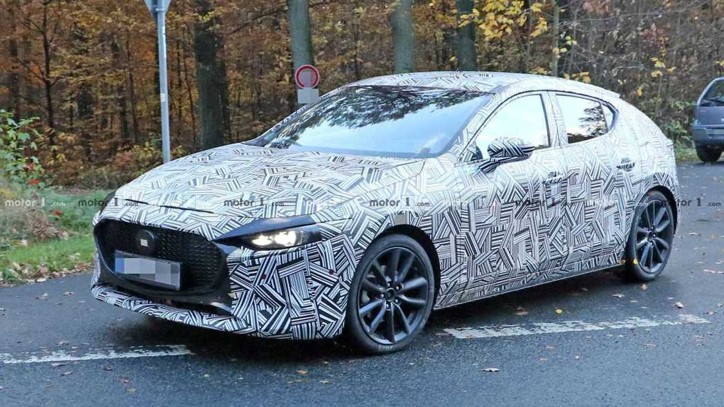 Mazda 3的整體造型似乎沒有太多變革。 摘自Motor1
