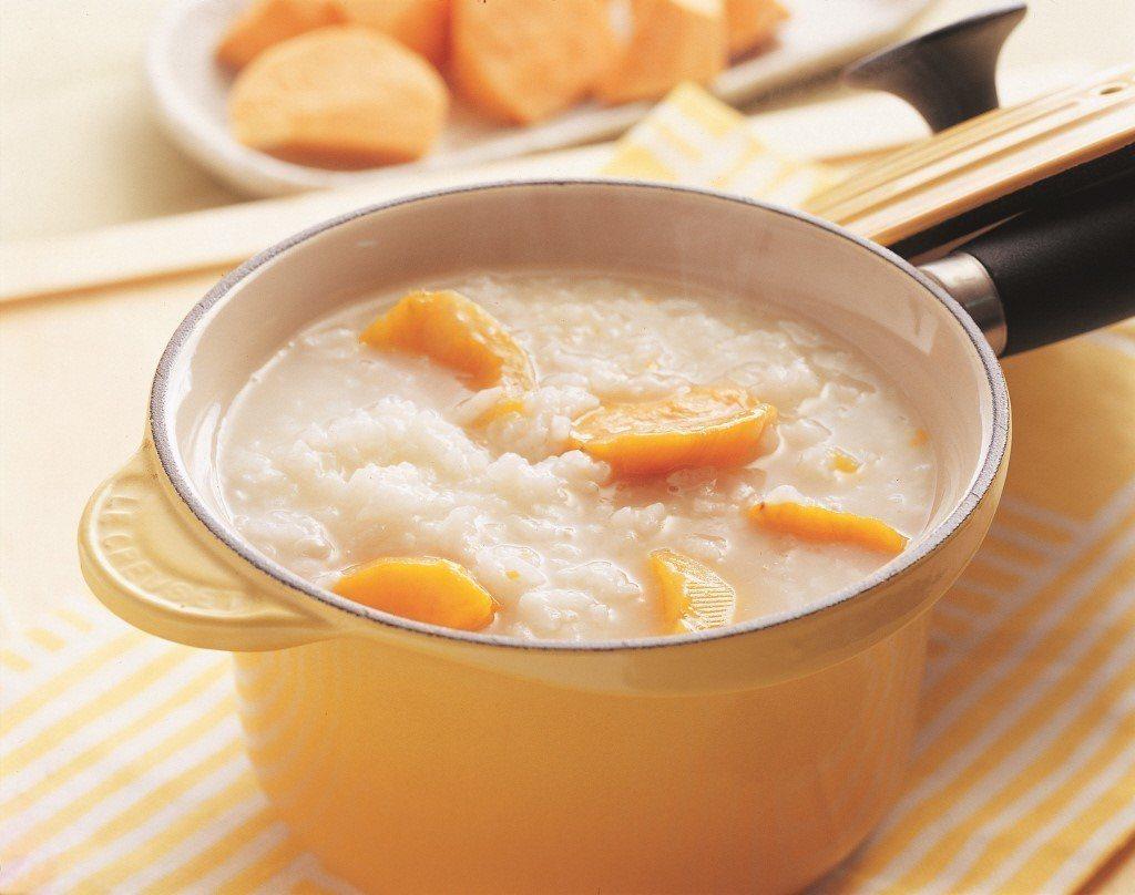 很多人認為稠稠的質地才是粥 圖片來源/橘子文化提供