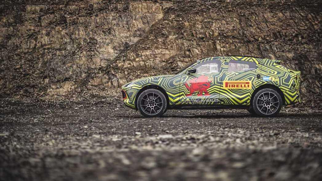 Aston Martin DBX為品牌旗下第一款休旅車型。 摘自Aston Martin