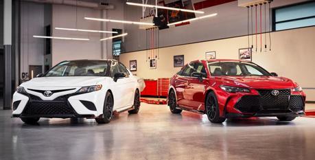 熱血爸爸的好選擇 Toyota Camry/Avalon TRD洛杉磯展前曝光!