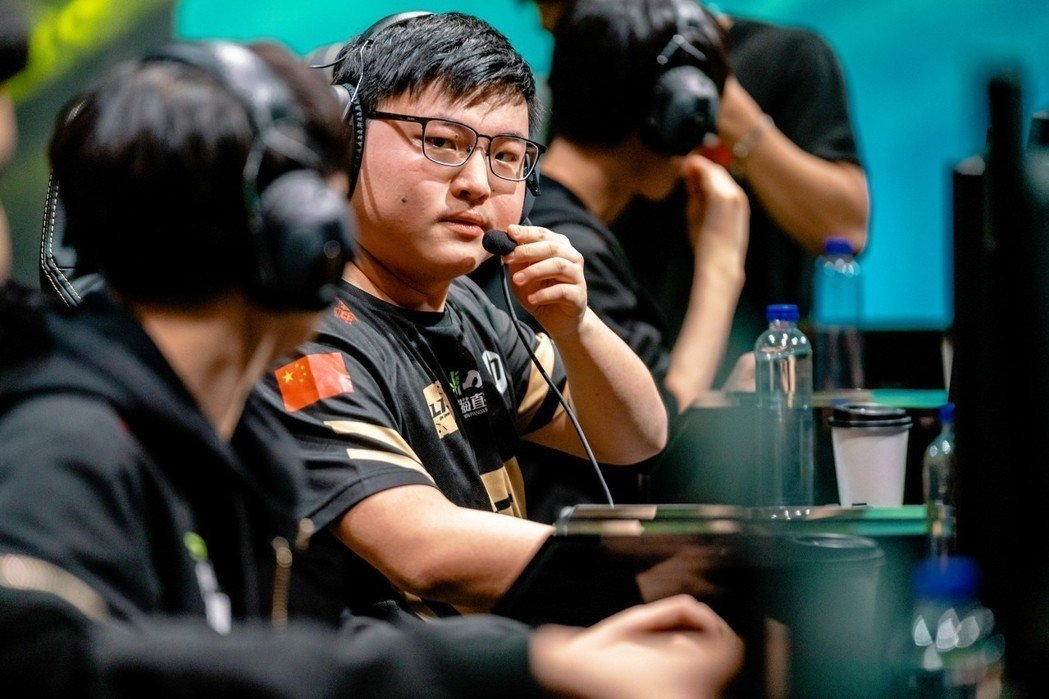 RNG戰隊選手Uzi 圖取自LOL Flickr