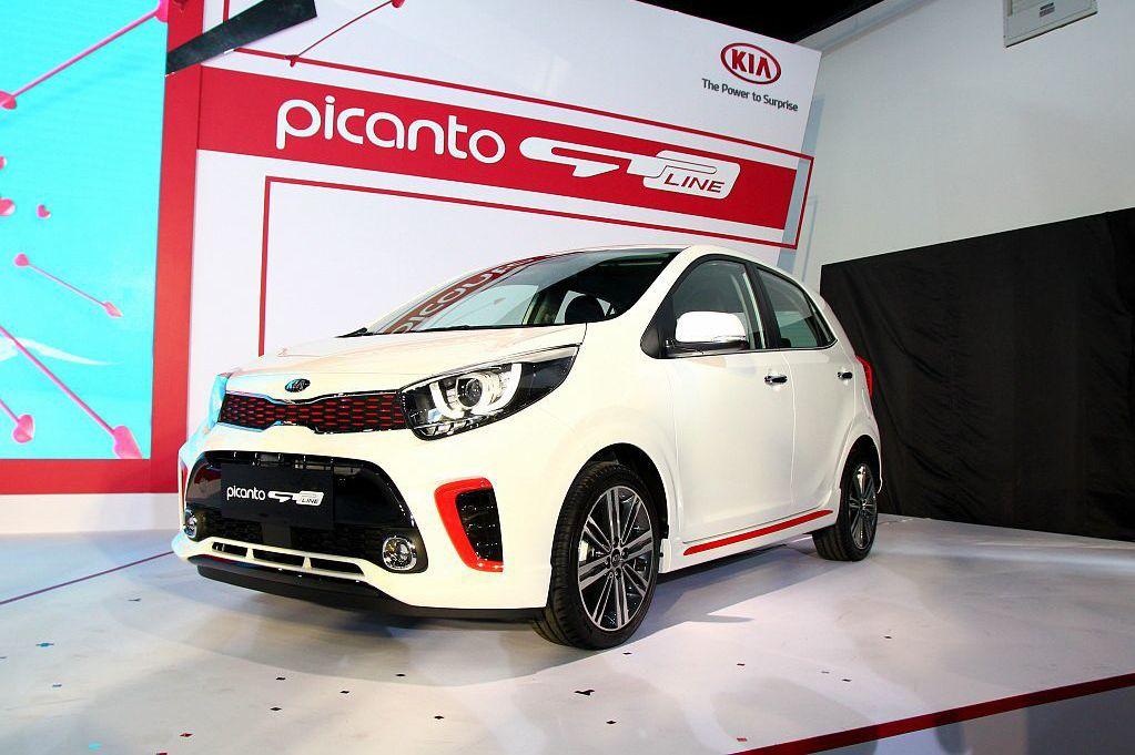一樣50萬台幣有找!Kia Picanto多樣車型接替Morning銷售位置