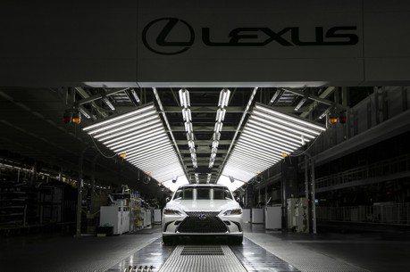 LEXUS UX就是這裡生產的! 豐田汽車九州宮田工廠參訪