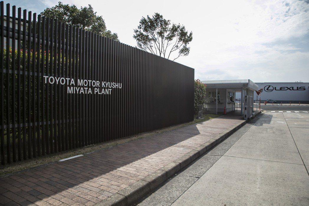 地面積約在113公頃的宮田工廠,堪稱是將LEXUS職人精神發揮最淋漓盡致的工廠 ...