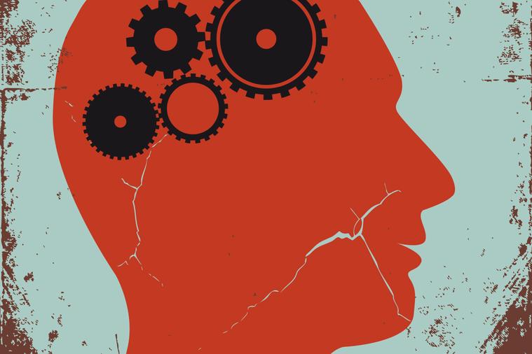 失智、阿茲海默等腦部退化疾病,是長壽的一大夢魘。 圖/ingimage