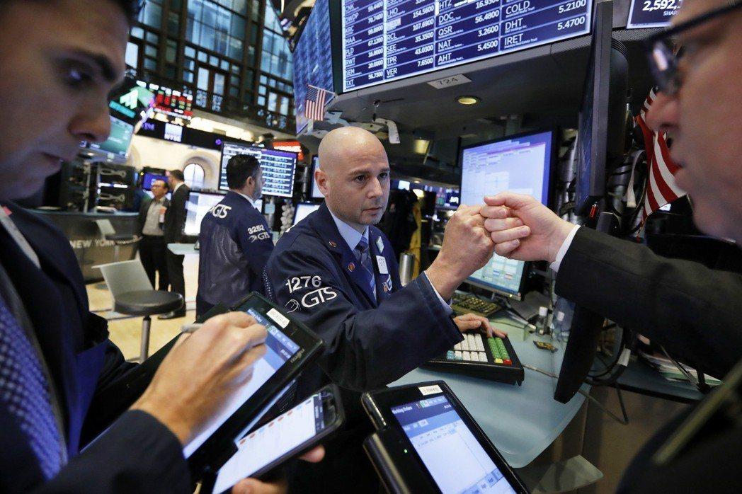 能源股重挫跌,拖累美股周二小幅下滑。美聯社