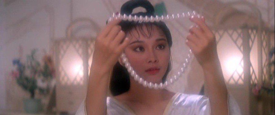胡冠珍在「愛奴新傳」最後成了唯利是圖的拜金女。圖/摘自新浪博客