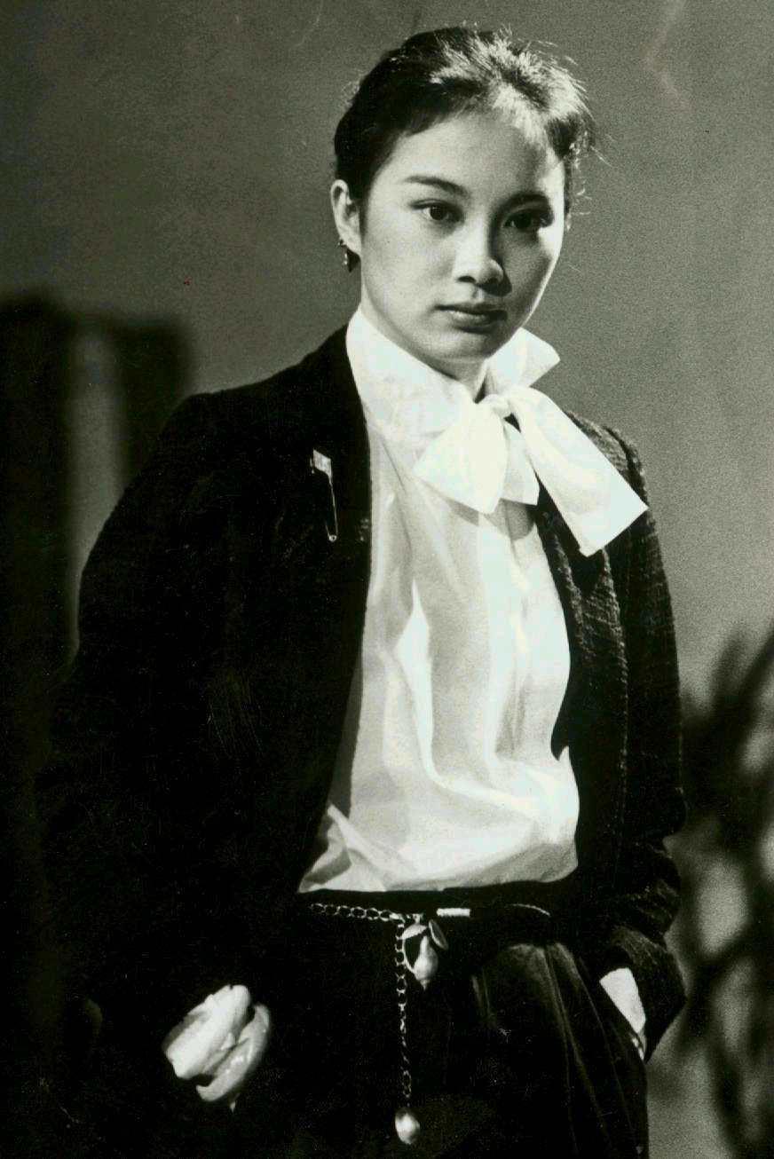 胡冠珍曾在台灣影壇大為走紅。圖/報系資料照片