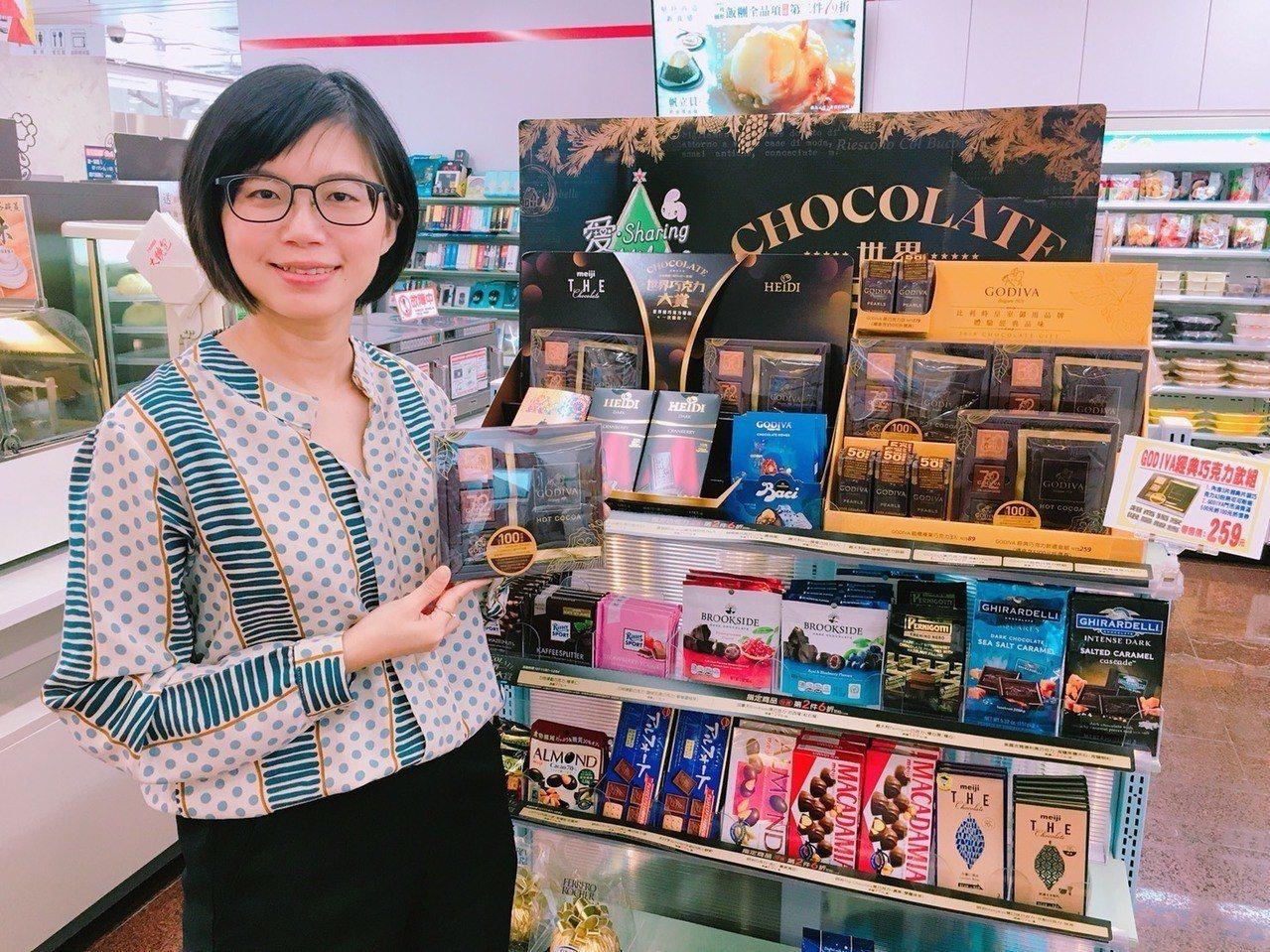 7-ELEVEN 門即 即日 起至 12/4 推出 「愛 sharing 世界 巧克力 賞 賞」, 集結 ...