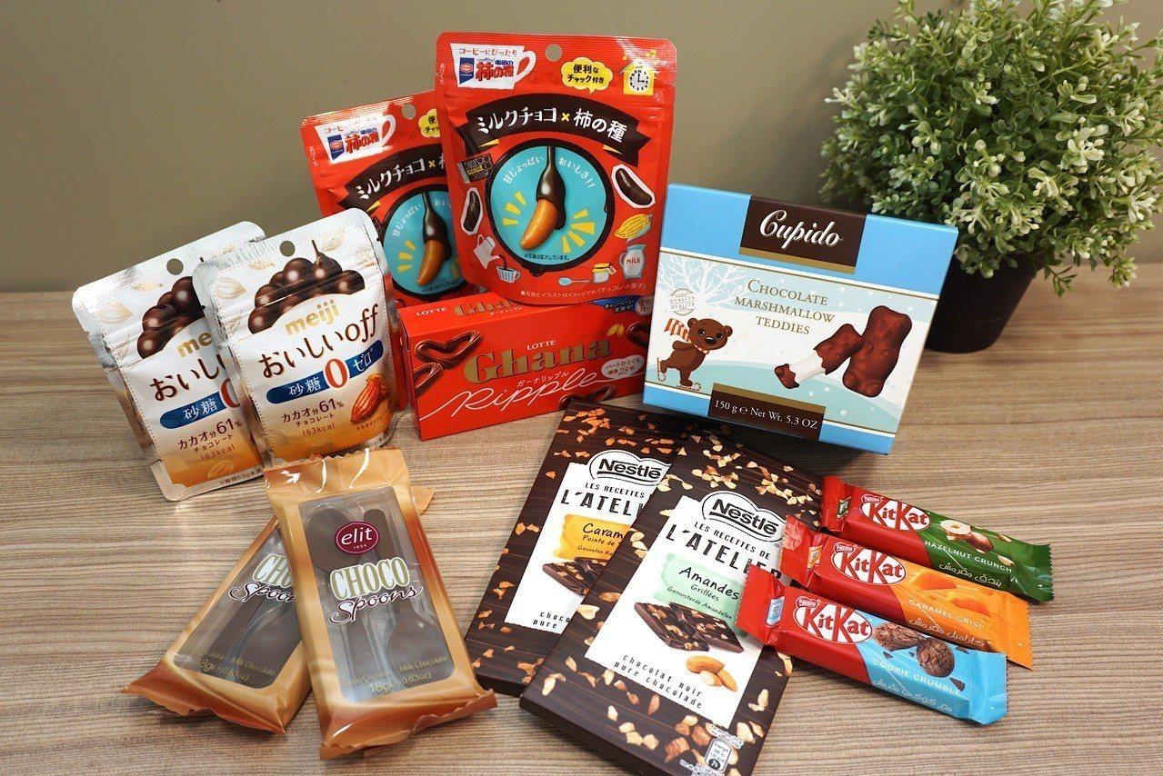 全家 便利 商店 自 即日 起至 12/4 於 門推出 推出 巧克力 巧克力 賞 賞, 主打 咬 開會 令人 驚喜 通路 通路 獨 ...