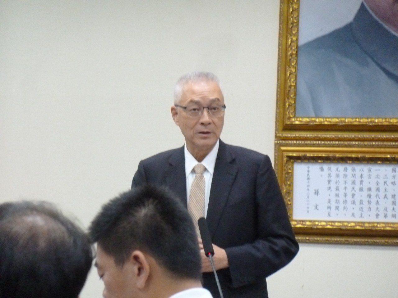 總統蔡英文6月中出席活動時稱,台灣經濟處是過去20年來最好。國民黨主席吳敦義今批...