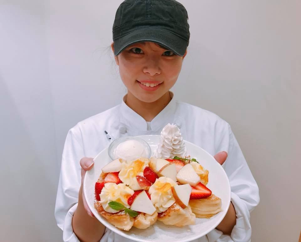 日本的法式吐司專門店Ivorish初登台 。圖/摘自Ivorish粉絲專頁