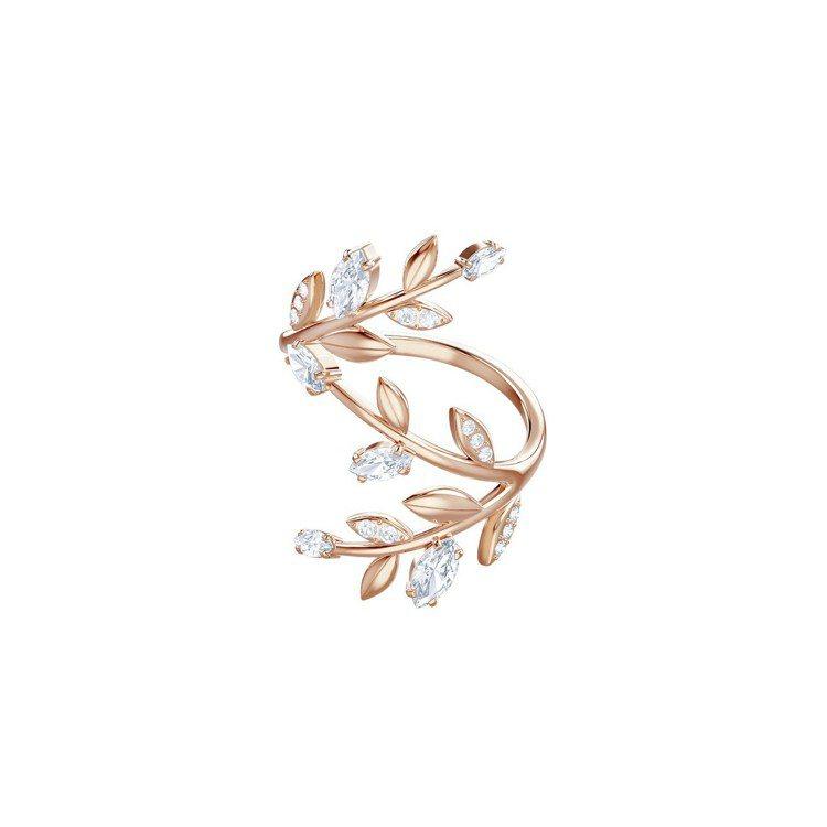 Mayfly戒指,售價6,490元。圖/Swarovski提供