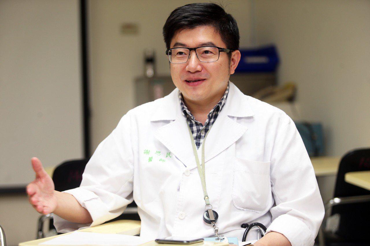 台大醫院感染科主治醫師謝思民說,台大有抗生素管控團隊與計畫,包含抗藥性監測、抗生...