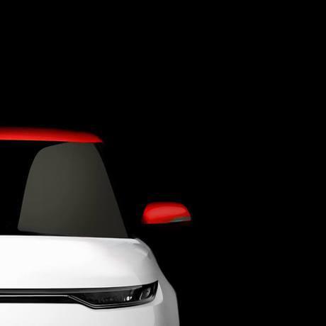 洛杉磯車展將揭曉 新世代Kia Soul預告圖曝光!