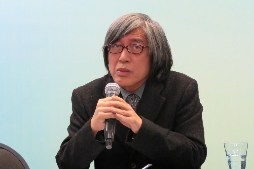 網路家庭國際資訊董事長詹宏志。 聯合報系資料照片/特派記者張加攝影