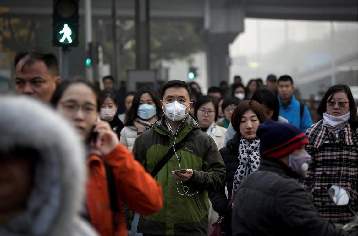 今天15日零時起,北京也正式開始冬季供暖,隨著冷空氣進入將出現明顯降溫,霧霾情況...