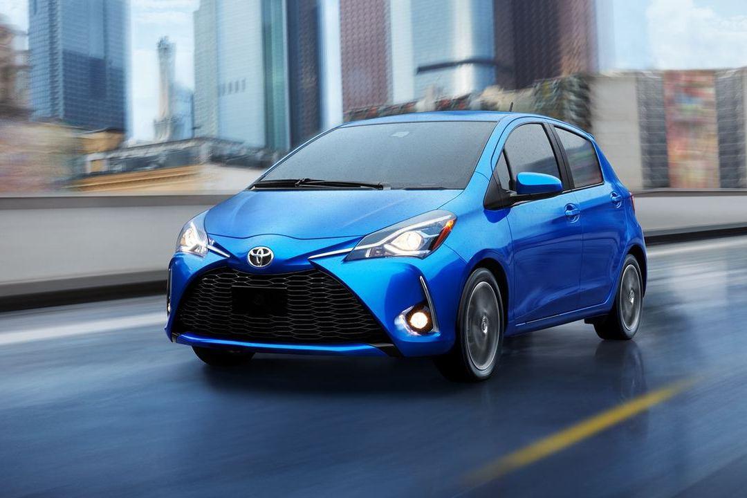 北美Toyota有意調整產品線 銷量不佳的Yaris前途未卜?