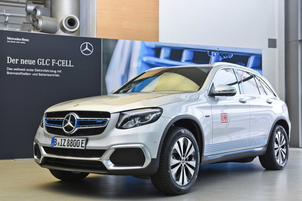 Mercedes-Benz GLC F-Cell。 摘自Mercedes-Benz