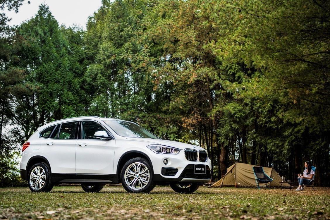 全新2019年式BMW X1領航版 更有料更智慧