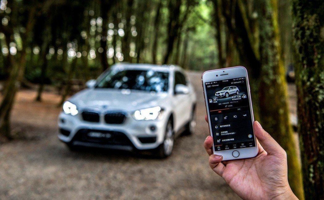 全面升級BMW ConnectedDrive智慧互聯駕駛科技,完整配備所有車聯網...