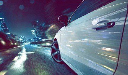圖1 : 汽車是感測器應用的大宗。關注重點在於安全、舒適和節能。