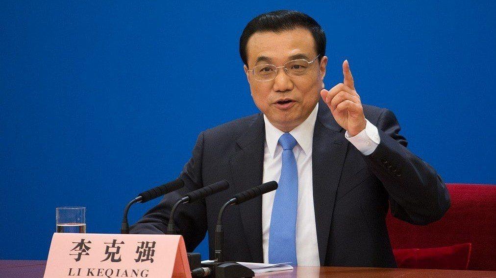 時值華為陷入財務長孟晚舟被捕之際,中國國務院總理李克強(圖)強調,要對基礎研究加...