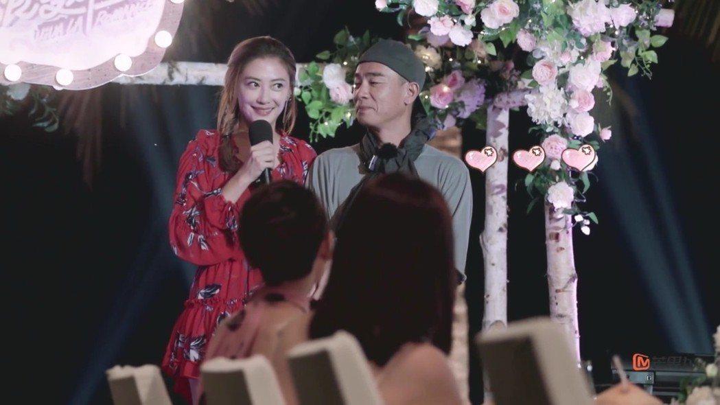 「妻子的浪漫旅行」14日播出最後一集,陳小春夫妻難得曬恩愛,逼哭一票觀眾。圖/摘...
