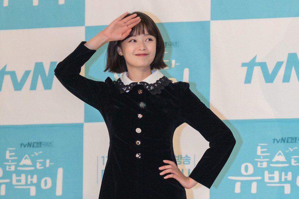 女主角全昭旻。圖/KKTV提供