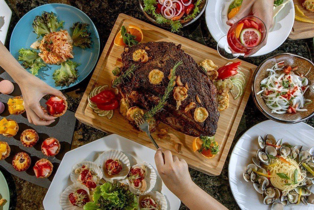 墾丁凱撒大飯店推出發現西餐廳自助晚餐餐券優惠。圖/墾丁凱撒大飯店提供