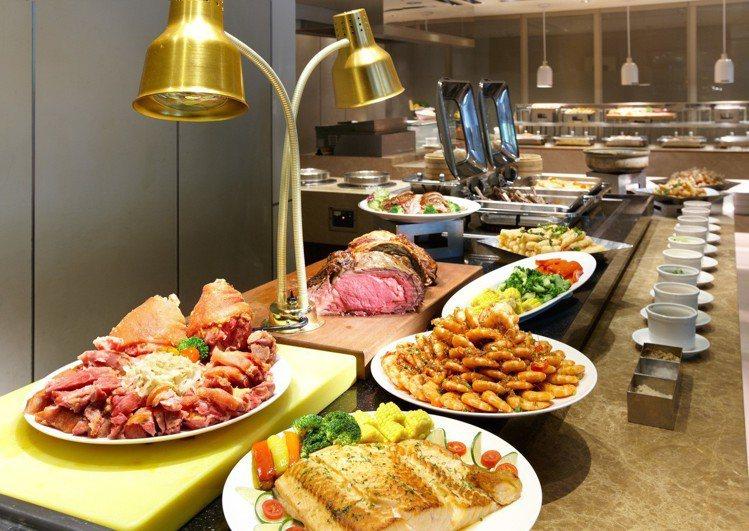 老爺酒店集團推出聯合餐飲券,每張最低5折、1,580元起。圖/老爺酒店集團提供
