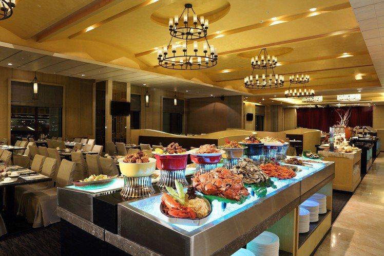 福容大飯店推出星級美味連鎖餐券,最低享有66折起優惠。圖/福容大飯店提供