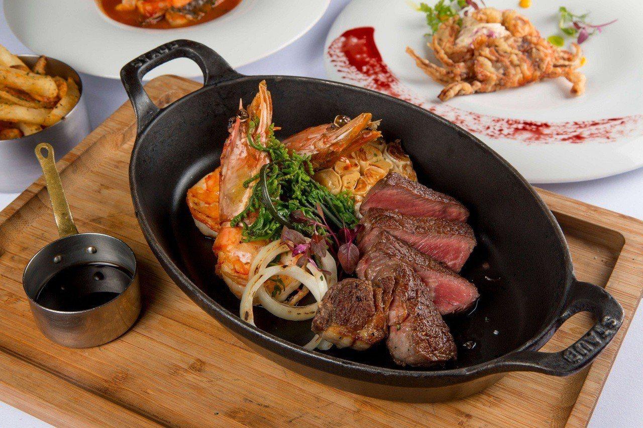 維多麗亞酒店旗下多家餐廳在旅展期間祭出優惠。圖/維多麗亞酒店提供