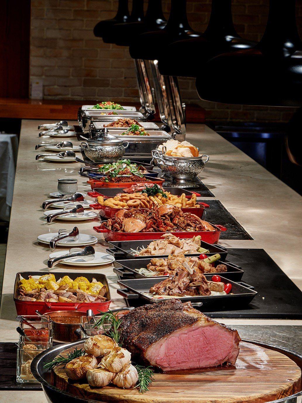 台北美福飯店線上旅展推出超值餐券。圖/台北美福飯店提供